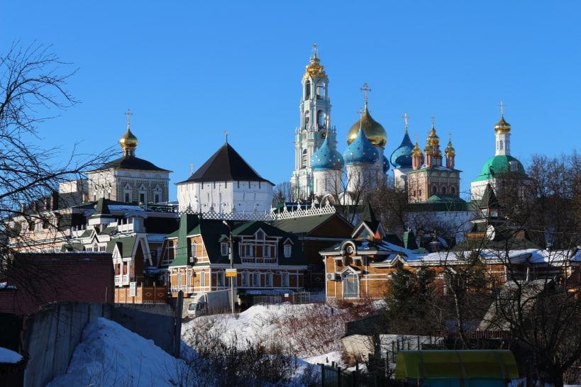 Собор экскурсия Московская область