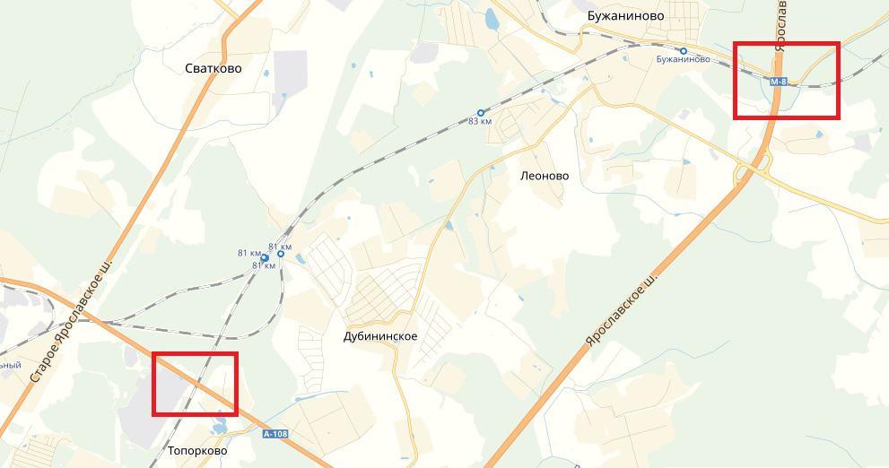 Ремонт моста Бужаниново Топорково