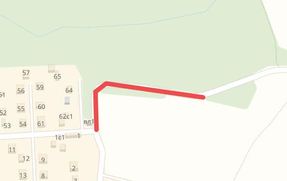 Ремонт дороги в СНТ Березка-4