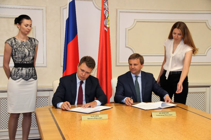 МОБТИ сотрудничество с Союзом дачников Подмосковья