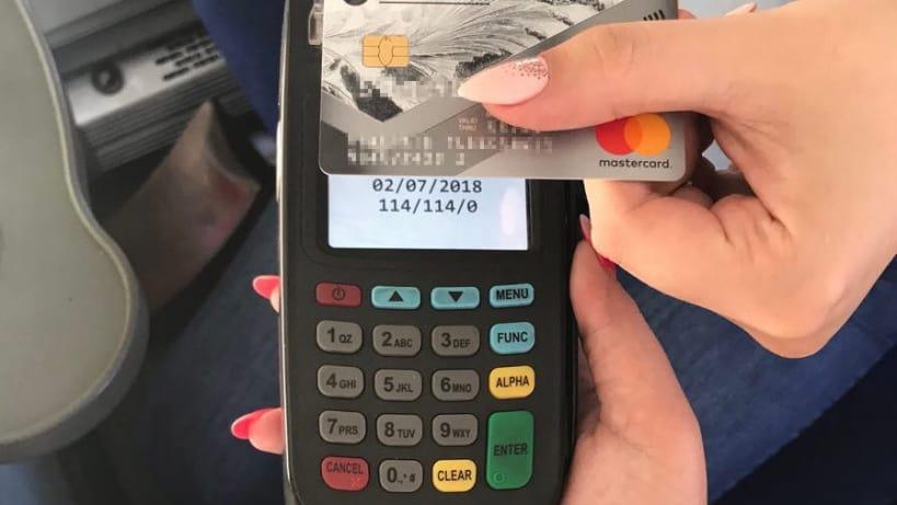 Оплата проезда в московской области nfc