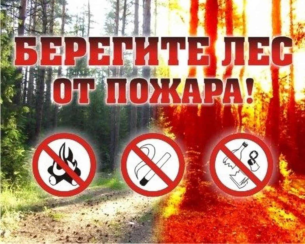 Пожароопасность в Сергиево Посадском районе