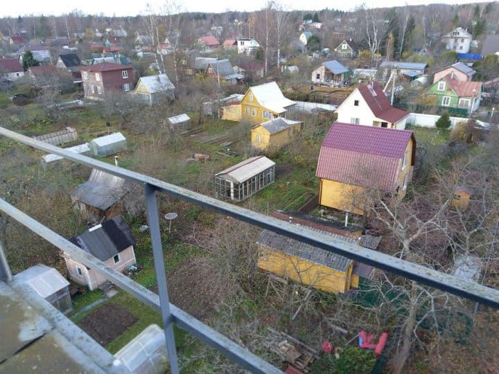 Садовые дома с высоты