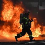 Пожары в Сергиево посадском округе