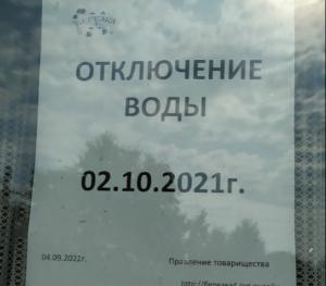 Объявление Березка-4